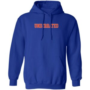 Core College Underrated Hoodie Jonathan Odom