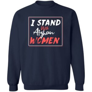Loan - I Stand With Afghan Women T Shirt Hugh Jackman
