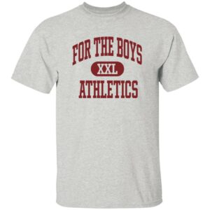 Bussin With The Boys For The Boys Athletics Shirt The Barstool Sports Store