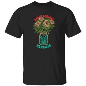 Billy Strings Merch Renewal T Shirt